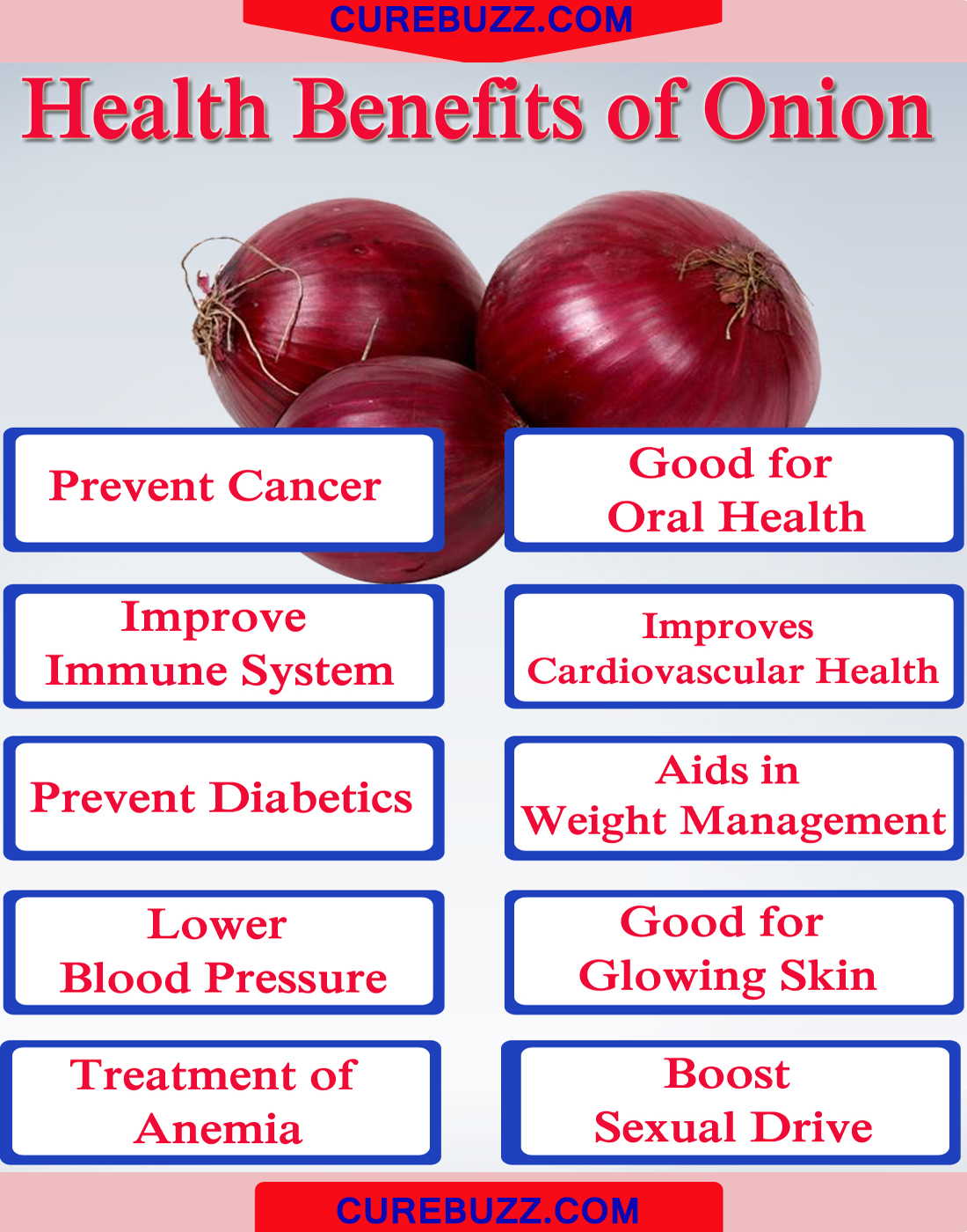 10 health benefits of onion : getatoz