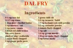 Dal Fry