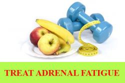Does lifestyle change can help treat adrenal fatigue?