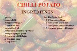 Chilli Potato