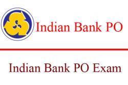 Indian Bank PO Exam