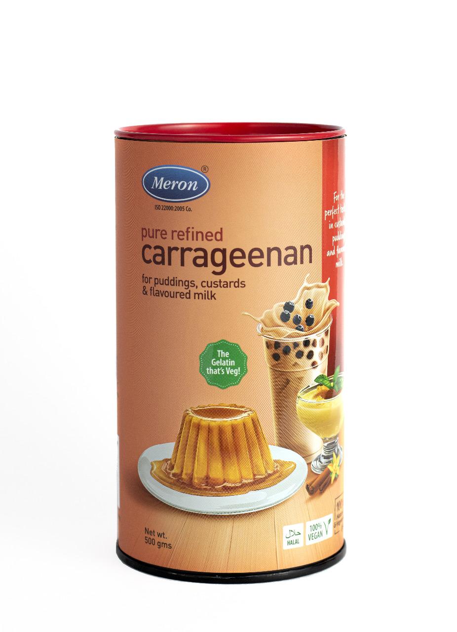 Meron Pure Refined Carrageenan (500 Grams)