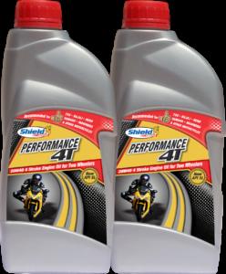 Performance 4T JASOMA2 / API SL / SAE 20W40 -  2 Wheeler Oil
