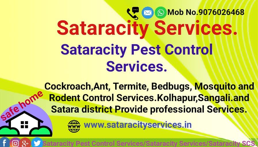Sataracity Pest Control Services