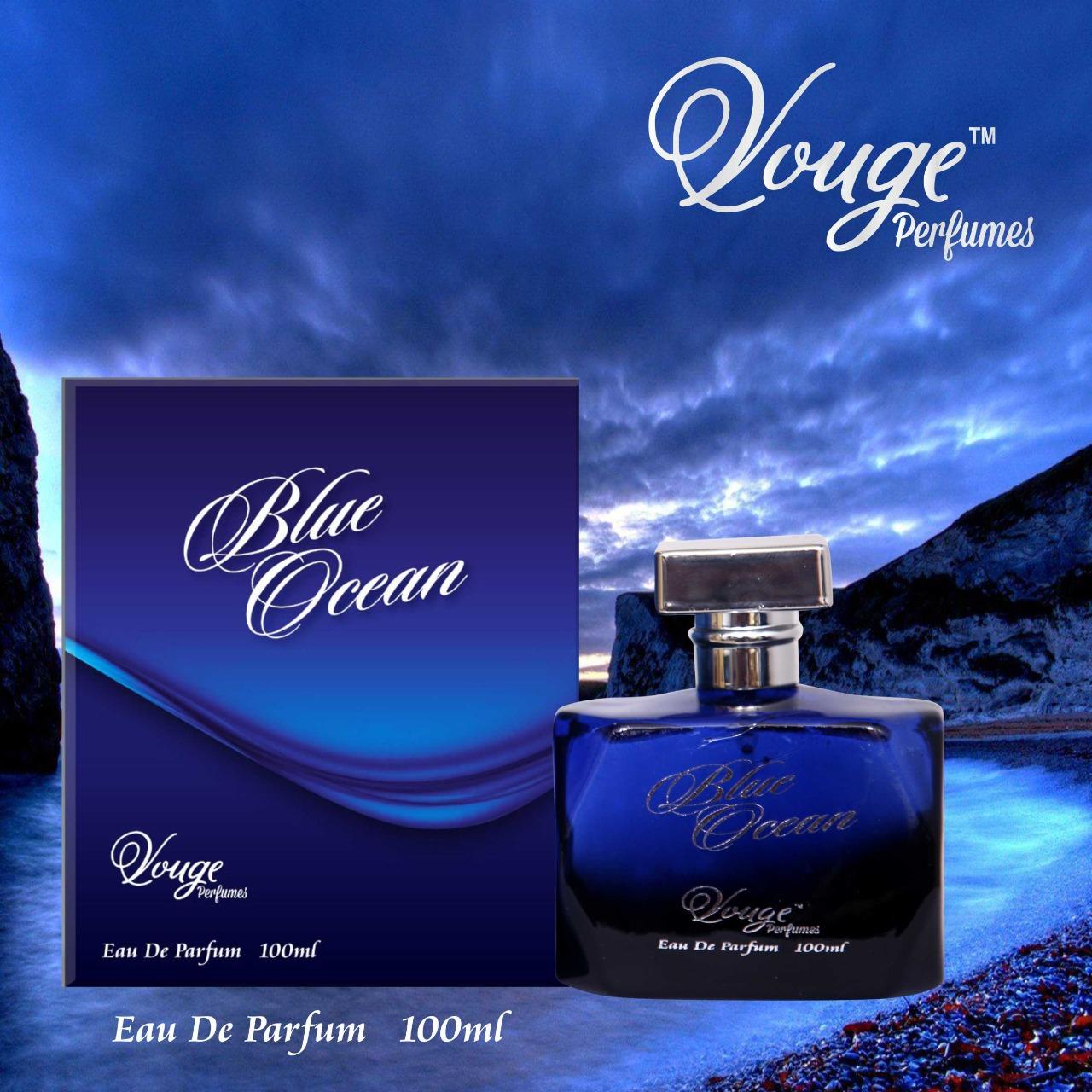 Vouge Perfume - Blue Ocean