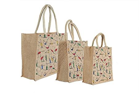 Canvas Jute Bags
