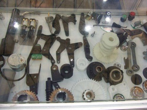 Machinery Construction Spare Parts