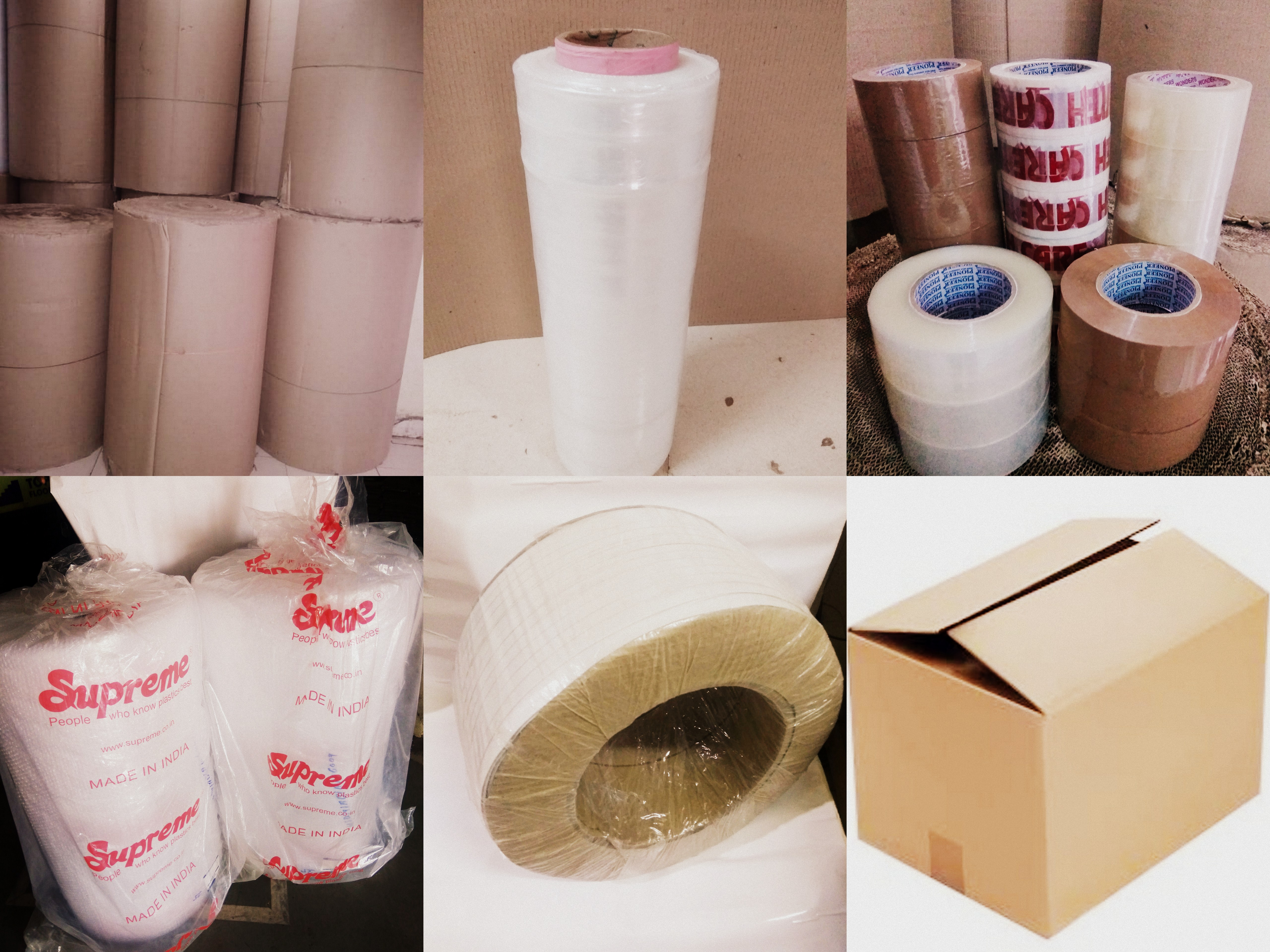 Packing Material Supplier
