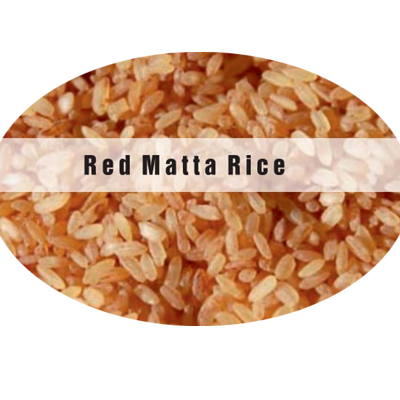 Red Matta Rice - 5% Broken