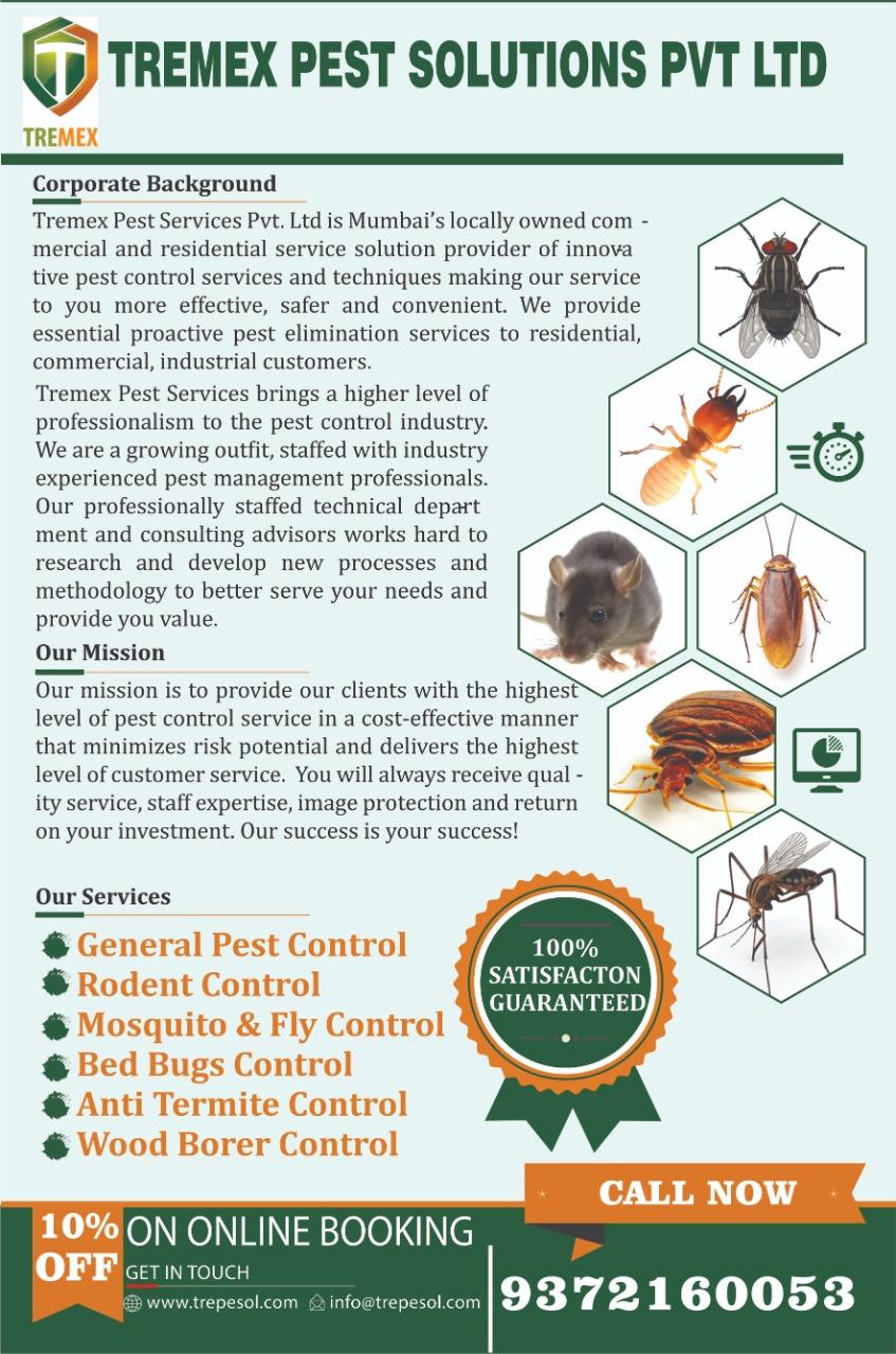 Genera Pest Control Service