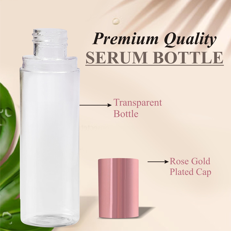 Premium Quality Serum Bottle