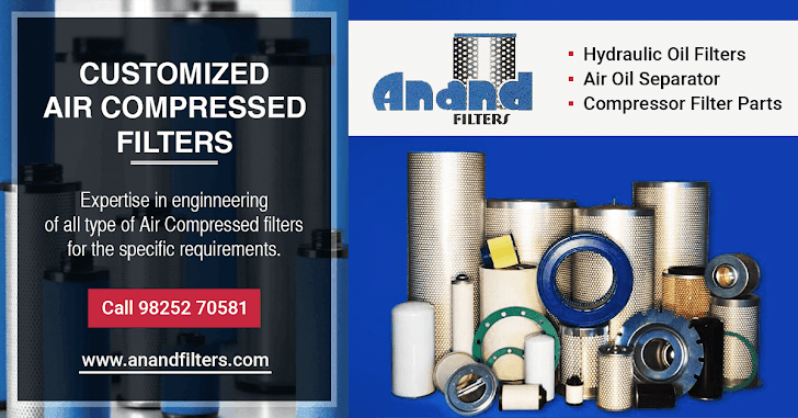 INDUSTRIAL AND COMPRESSOR FILTERS