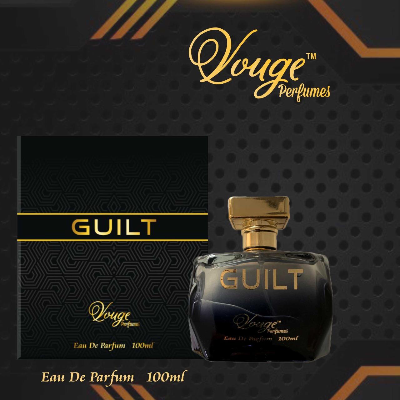 Vouge Perfume - Guilt