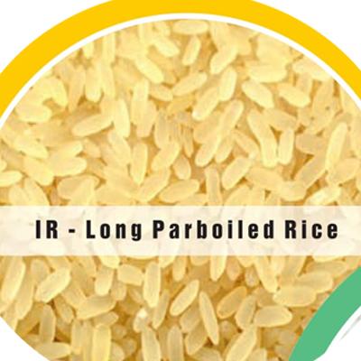 IR Long Grain Parboiled Rice