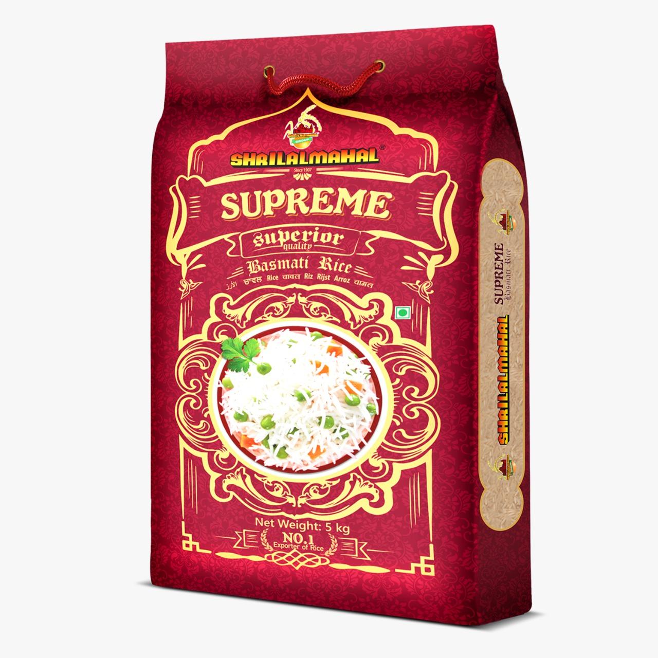 Shri Lal Mahal Basmati Rice